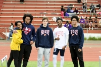 Gallery: Boys Track Bill Harris Invite